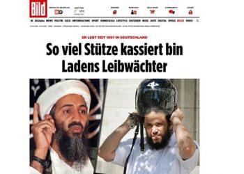 FOTO: Bin laden (Screenshot / BILD.DE)