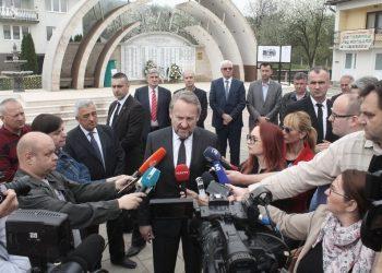 FOTO: Izetbegović: ( E. M./Klix.ba)