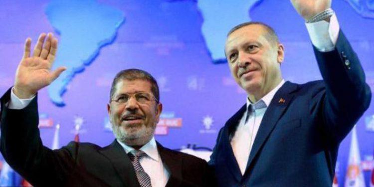 FOTO: Mursi, Erdogan (AFP)