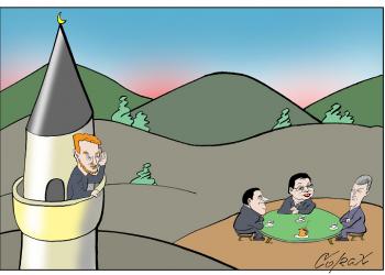 FOTO: Karikatura (Corax)