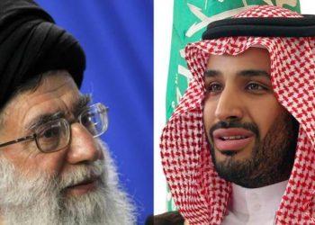 FOTO: Khamenei, Bin Salman (Al Jazeera)
