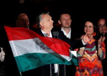 FOTO: Izbori u Mađarskoj (BERNADETT SZABO/REUTERS/PIXSELL)