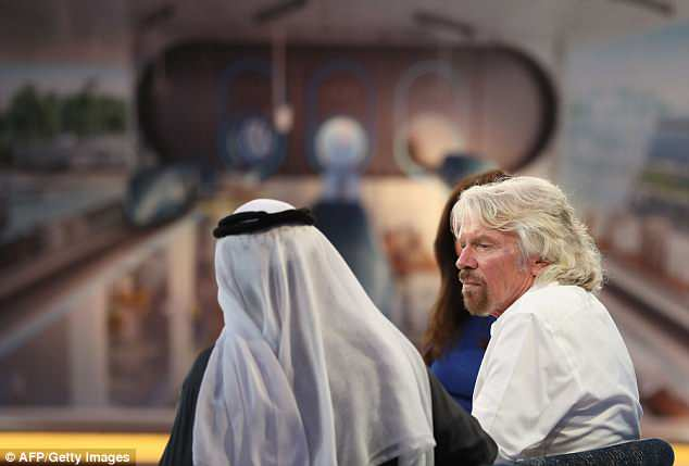 FOTO: R. Branson (AFP/Getty Images)