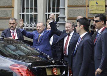FOTO: Erdogan, Izetbegović (AA)