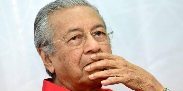 FOTO: Mahathir (MOHD ASRI SAIFUDDIN MAMAT)