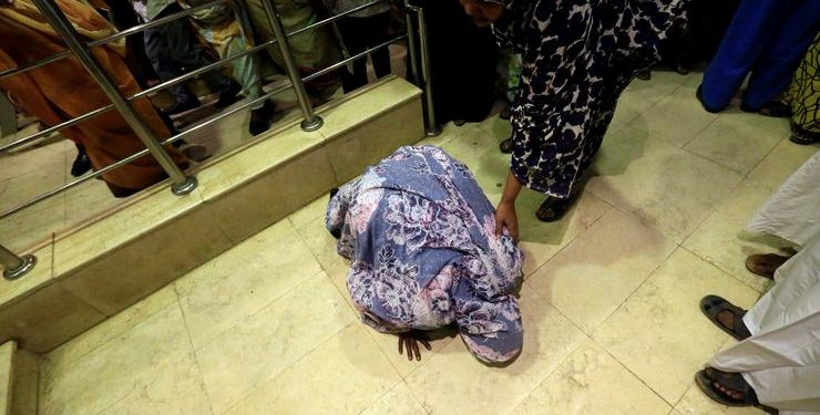FOTO: (MOHAMED NURELDIN ABDALLAH/REUTERS/PIXSELL)