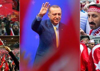 FOTO: Erdogan (Tom Dubravec / Hanza Media, Reuters)