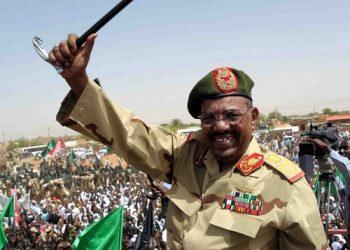 FOTO: Omar al-Bashir (AFP PHOTO / EBRAHIM HAMID)