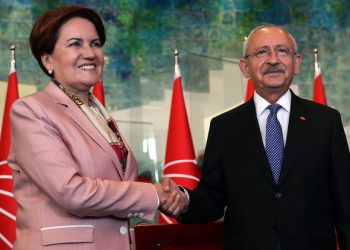 FOTO: Aksener, Kilicdaroglu (ADEM ALTAN/AFP)