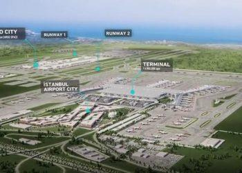 FOTO: (IGA ISTANBUL NEW AIRPORT / YOUTUBE)