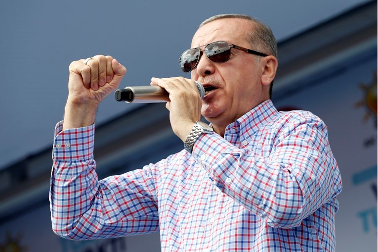 FOTO: Erdogan (EPA)