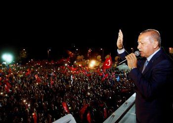 FOTO: Erdogan (KAYHAN OZER / PRESIDENTIAL PALACE / REUTERS)