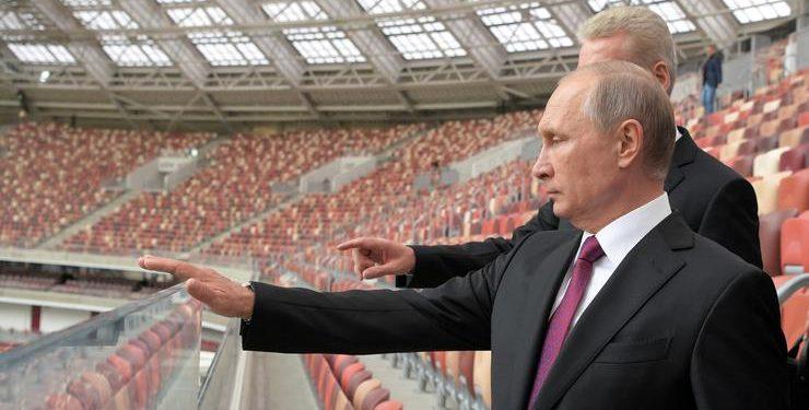FOTO: Putin (REUTERS)