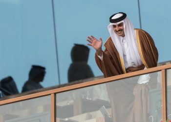 FOTO: Al Thani (Neville Hopwood/Getty Images)