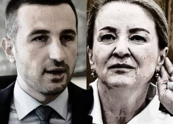 FOTO: Efendić, Izetbegović (Graphic TBT)
