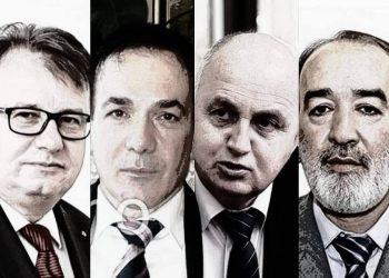 FOTO: Nikšić, Ćupina, Mušić, Sokolović (Graphic TBT)