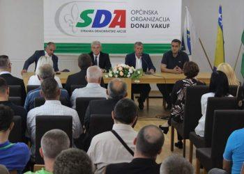FOTO: Džaferović (SDA)