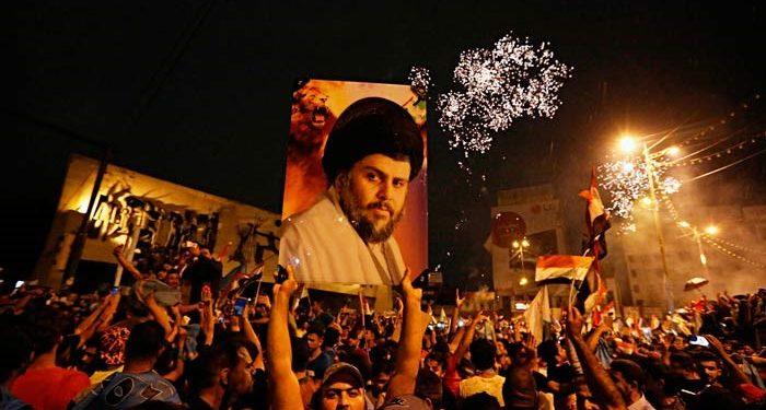 FOTO: Sadr (Hadi Mizban/Associated Press)