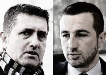 FOTO: Zolj, Efendić (Graphic TBT)