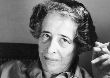FOTO: Hannah Arendt (courtesy)