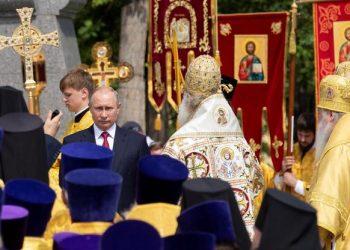 FOTO: Vladimir Putin (REUTERS)