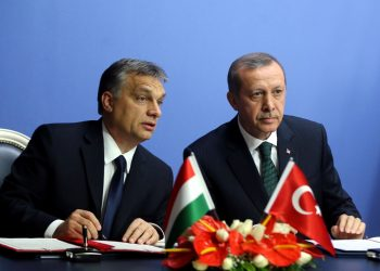 FOTO: Orban, Erdogan (Adem Altan/AFP/Getty Images)