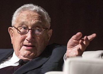 FOTO: Kissinger (Algemeiner)