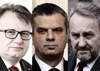 FOTO: Nikšić, Radončić, Izetbegović (Graphic TBT)