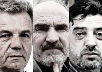 FOTO: Kukić, Latić, Hozanović (Graphic TBT)