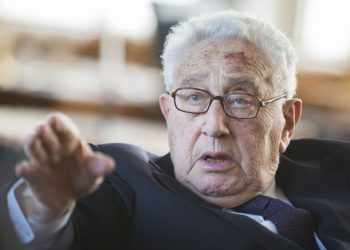FOTO: Kissinger (Associated Press)
