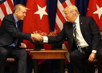 FOTO: Erdogan, Trump (KEVIN LAMARQUE / REUTERS)