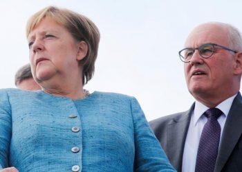 FOTO: Angela Merkel (ARND WIEGMANN/REUTERS/PIXSELL)