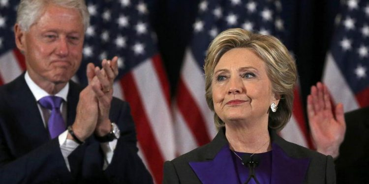 FOTO: Hillary Rodham Clinton (Douliery Olivier/Press Association/PIXSELL)