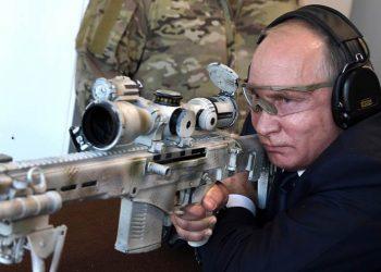 FOTO: Putin (AP)