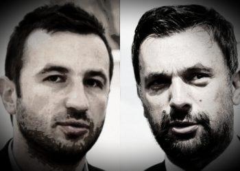FOTO: Efendić, Konaković (Graphic TBT)