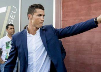 FOTO: Cristiano Ronaldo (EPA, Gregorio Cunha)