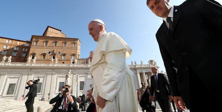 FOTO: Franjo (Alessandro Bianchi, Reuters)