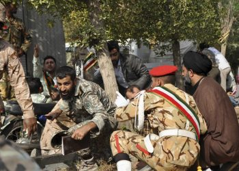FOTO: Iran, vojna parada (TANJUG/AP)