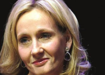 FOTO: J.K. Rowling (Ben Pruchnie/Getty Images)