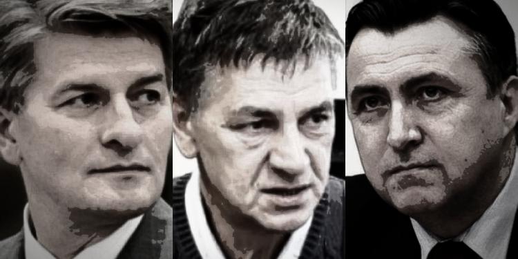 FOTO: Mahmedović, Kasumović, Mandra (Graphic TBT)