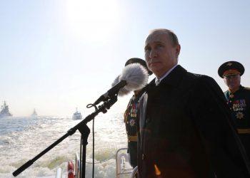 FOTO: Putin (Sputnik/Reuters)