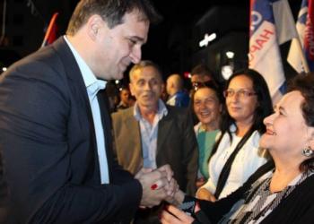 FOTO: Govedarica, Zelen - Karadžić (Press centar SDS)