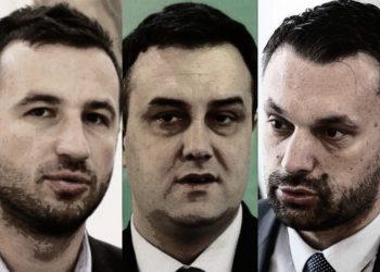FOTO: Efendić, Sarajlić, Konaković (Graphic TBT)