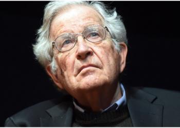 FOTO: Chomsky (Uli Deck/picture-alliance/dpa/Associated Press)