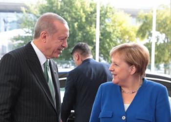 FOTO: Merkel, Erdogan Anadolu (AA)