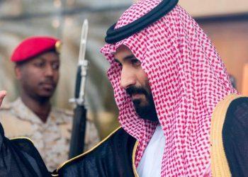 FOTO: Mohammed bin Salman (REUTERS)