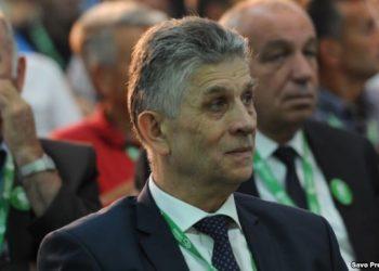 FOTO: Ugljanin (Savo Prelević/RSE)