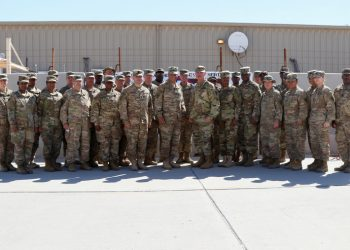 FOTO: Američka vojska u Kataru (Profimedia)