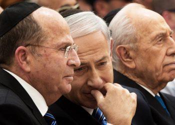 FOTO: Moshe Bogie Ya'alon izraelski ministar odbrane (PROFIMEDIA)