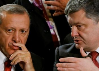 FOTO: Erdogan, Poroshenko (belvpo.com)